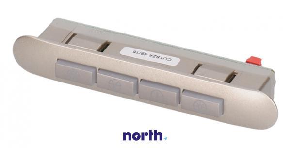 Sterownik | Płytka z przełącznikami panelu sterowania do okapu 481231028176,0