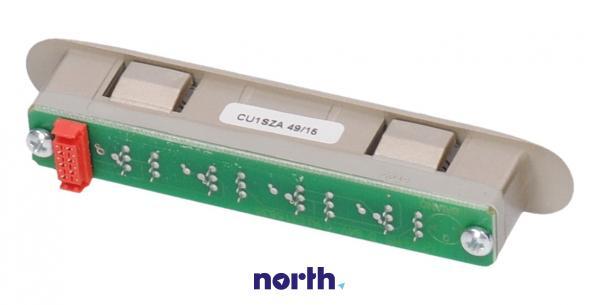 Sterownik | Płytka z przełącznikami panelu sterowania do okapu 481231028176,1