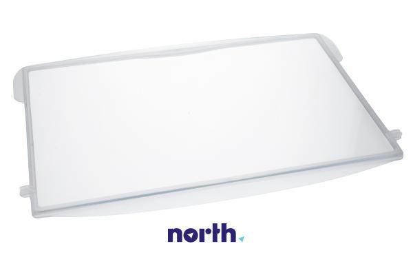 Szyba | Półka szklana kompletna do lodówki Whirlpool 481245088214,0