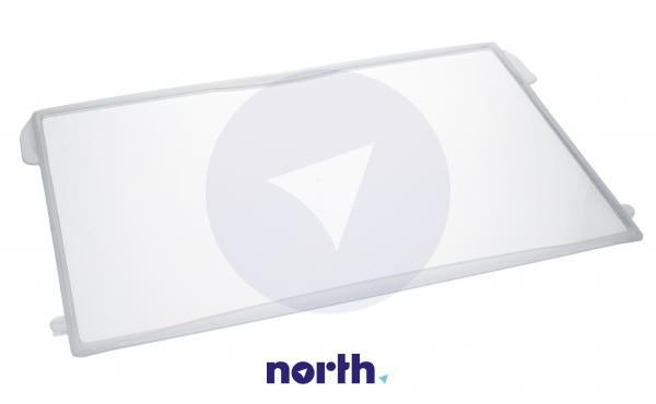 Szyba | Półka szklana kompletna do lodówki Whirlpool 481245088214,1