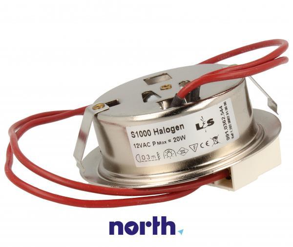 Żarówka | Lampa halogenowa (komplet) do okapu 50273233002,2