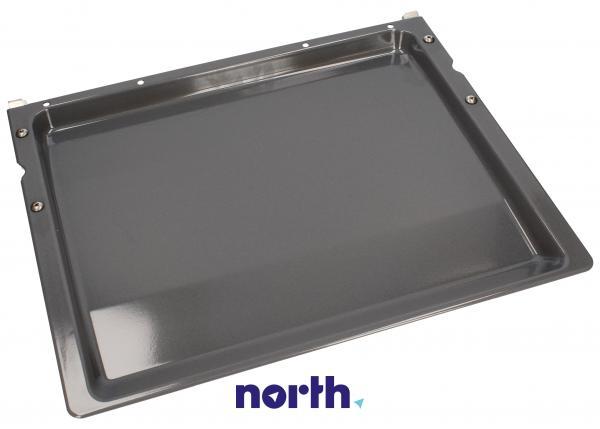 Blacha do pieczenia płytka (emaliowana) do piekarnika (43.5cm x 36.5cm x 2.47cm) 00437875,0