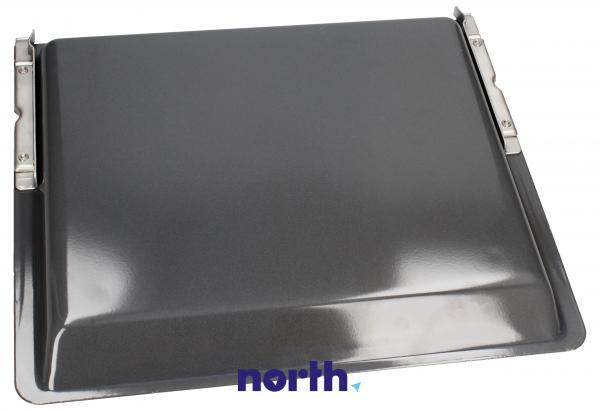 Blacha do pieczenia głęboka (emaliowana) do piekarnika (43cm x 37cm) 00437876,1