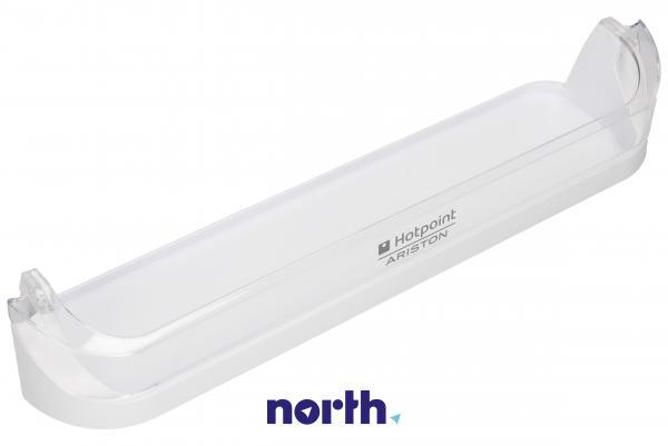 Balkonik | Półka na drzwi chłodziarki środkowa do lodówki Indesit 482000023200,0