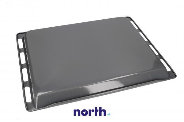 Blacha do pieczenia płytka (emaliowana) HZ331000 do piekarnika (46.5cm x 37.5cm x 2.5cm) 00436547,1