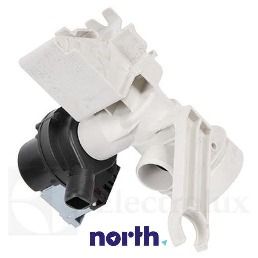 Pompa odpływowa kompletna (1105373011) do pralki,1