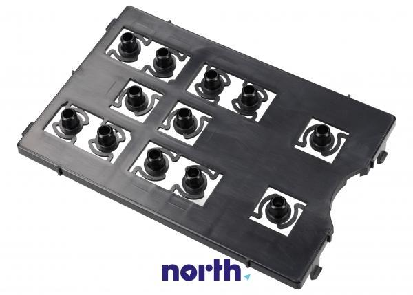 Zespół przycisków panelu sterowania do mikrofalówki 482000028725,0
