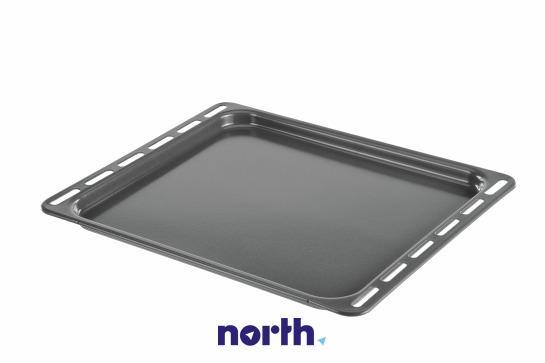 Blacha do pieczenia płytka (emaliowana) do piekarnika (455mm x 385mm) Siemens 00439340,1