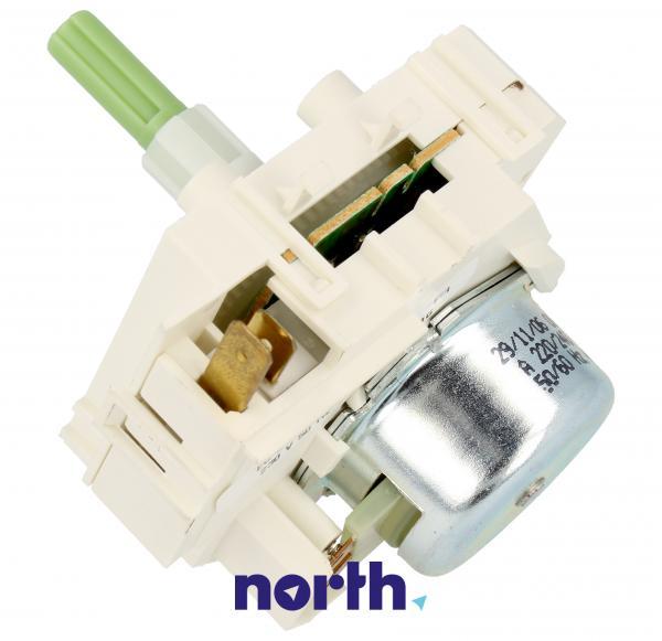 Przełącznik funkcyjny do pralki Hoover 41007709,2