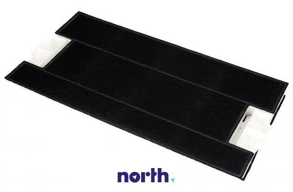 Filtr węglowy LZ45500 aktywny w obudowie do okapu Siemens 00434229,1