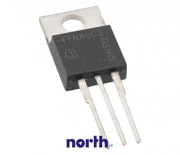 SPP17N80C3 Tranzystor TO-220 (n-channel) 800V 17A 66MHz,0