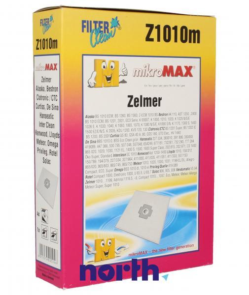 Worek Z1010M 2 filtry do odkurzacza 4szt.,0