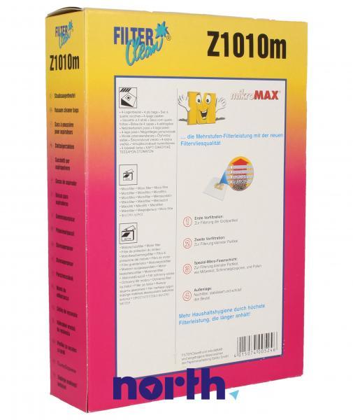 Worek Z1010M 2 filtry do odkurzacza 4szt.,1