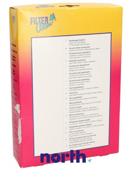 Worek Z1500M 2 filtry do odkurzacza 4szt.,1