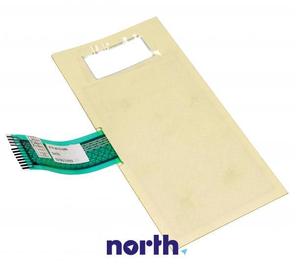 Klawiatura membranowa panelu sterowania do mikrofalówki Whirlpool 481990200345,1