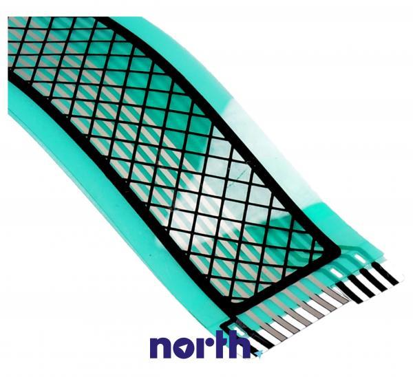 Klawiatura membranowa panelu sterowania do mikrofalówki Whirlpool 481990200345,2