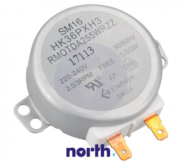Silnik napędowy mikrofalówki RMOTDA255WRZZ,0