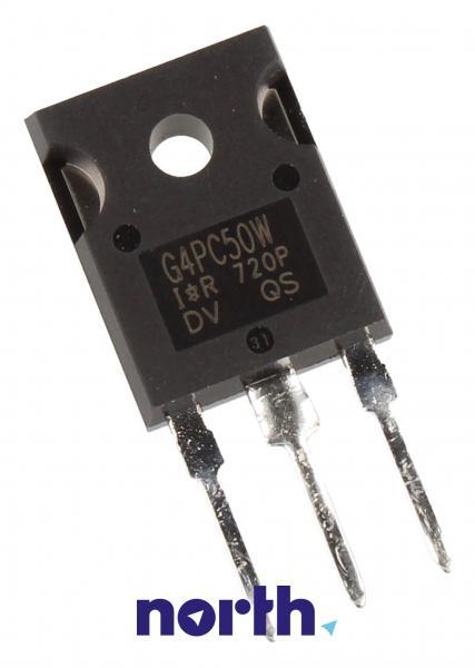 IRG4PC50W Tranzystor TO-247 (n-channel) 600V 55A 300kHz,0