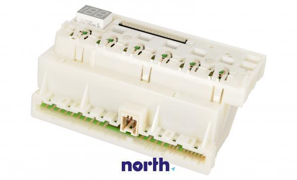 Programator   Moduł sterujący (w obudowie) skonfigurowany do zmywarki Siemens 00493323,1