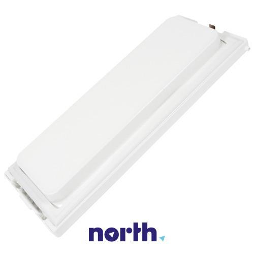 Front drzwiczek zamrażarki górnej do lodówki 2251651689,0