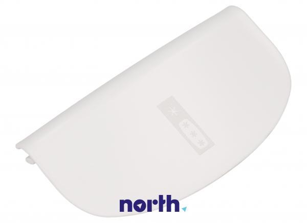 Rączka | Uchwyt drzwiczek zamrażarki górnej do lodówki Candy 41012318,0