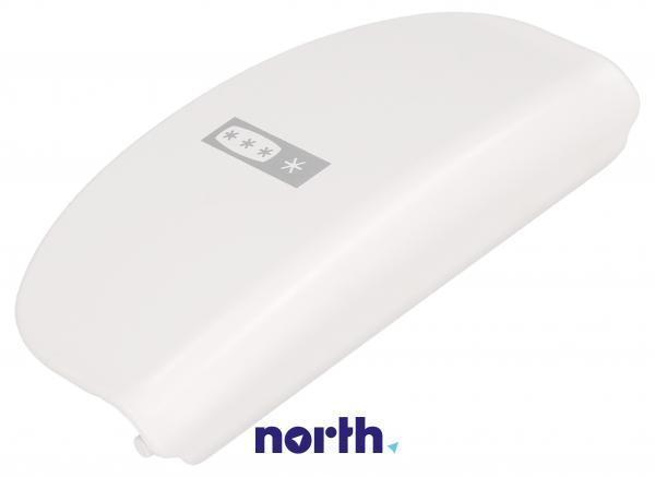 Rączka | Uchwyt drzwiczek zamrażarki górnej do lodówki Candy 41012318,1