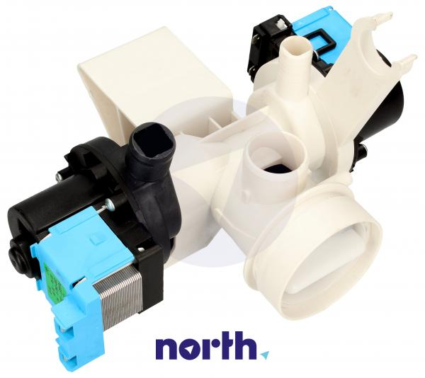 Pompa odpływowa kompletna (1105374027) do pralki Electrolux/AEG,0