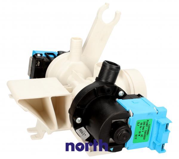 Pompa odpływowa kompletna (1105374027) do pralki Electrolux/AEG,3