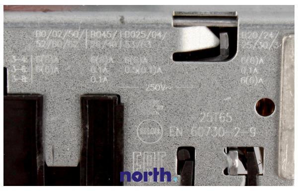 Termostat 077B6738 zamrażarki do lodówki Gorenje 596279,3
