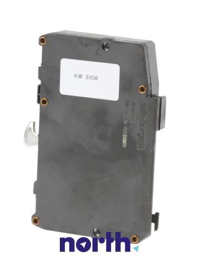 Zatrzask | Zamek drzwiczek kompletny do mikrofalówki 00422157,1