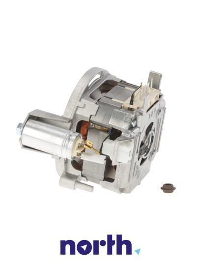 Silnik pompy myjącej (bez turbiny) do zmywarki Siemens 00490985,1