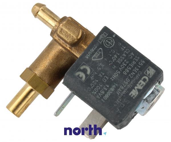 Elektrozawór pojedynczy do żelazka DeLonghi 5228103800,1