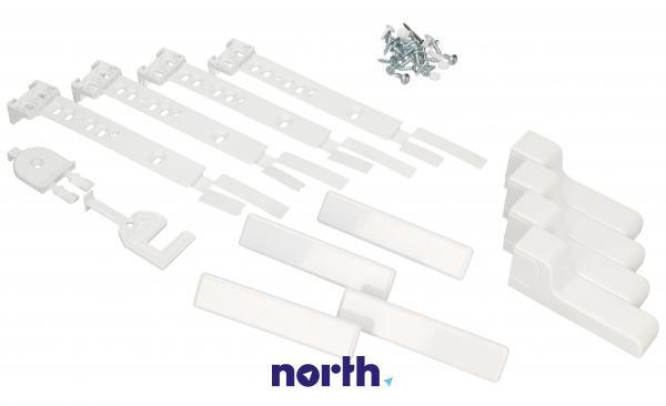 Zestaw montażowy do lodówki 00491367,0