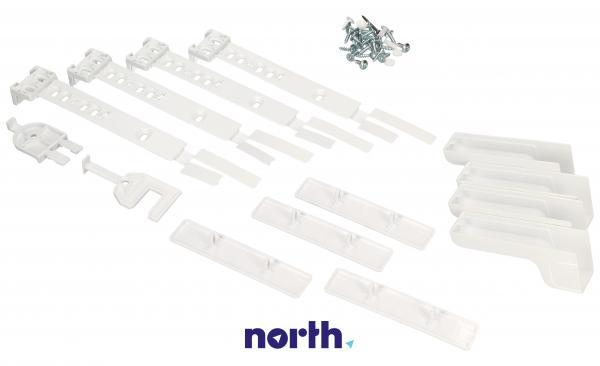 Zestaw montażowy do lodówki 00491367,1