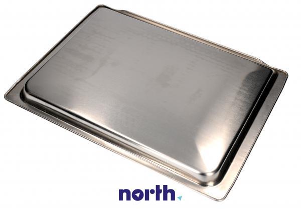 Blacha do pieczenia płytka (aluminiowa) do piekarnika (46.3cm x 34.2cm x 2.5cm) Siemens 00472797,1