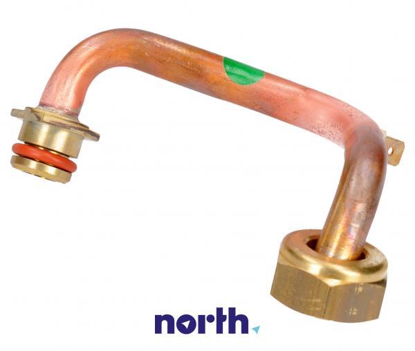 Rura połączeniowa odpływowa do bojlera Siemens 00423705,2
