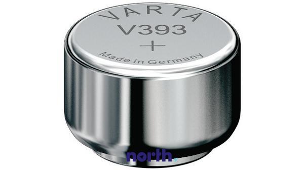V393 | SR48 | 393 Bateria srebrowa 1.55V 65mAh Varta (10szt.),0