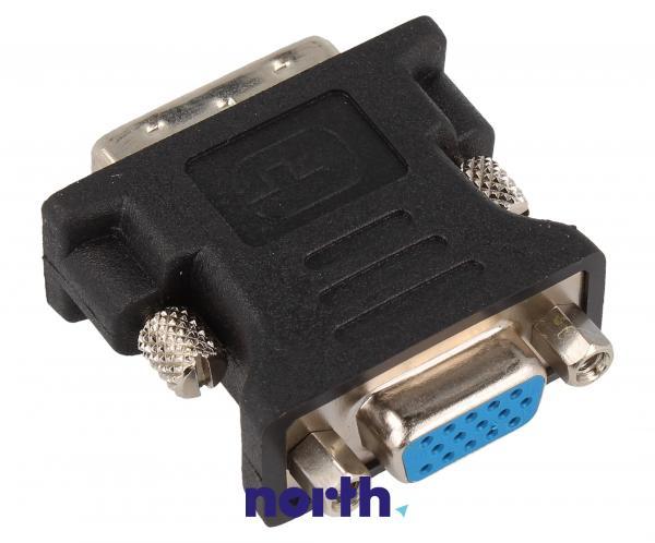 Adapter VGA - DVI (gniazdo/ wtyk),1