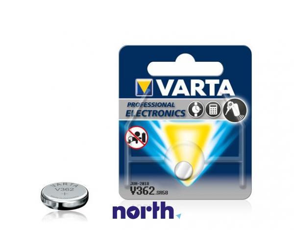 V362 | SR58 | 362 Bateria 1.55V 21mAh Varta (10szt.),0