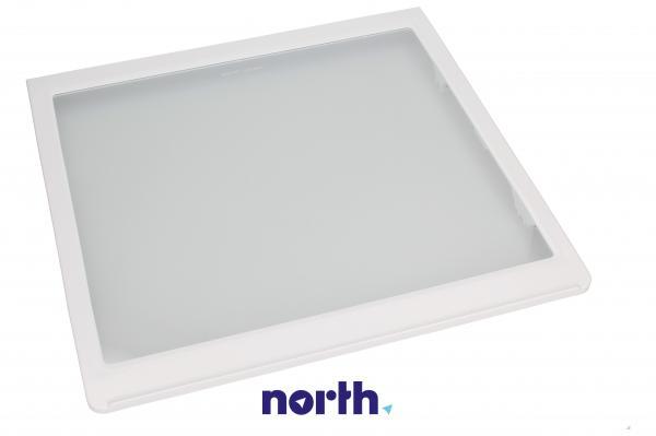 Szyba | Półka szklana kompletna do lodówki Siemens 00662038,0