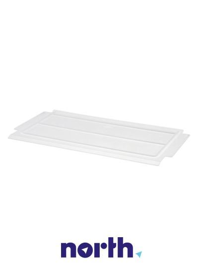 Półka szklana nad pojemnikiem na warzywa do lodówki 00445995,1