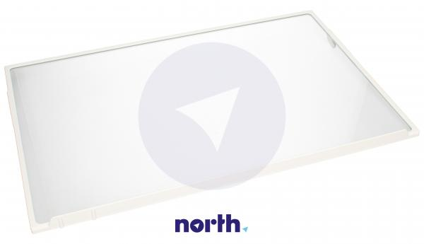 Szyba | Półka szklana kompletna do lodówki Bosch 00660089,1