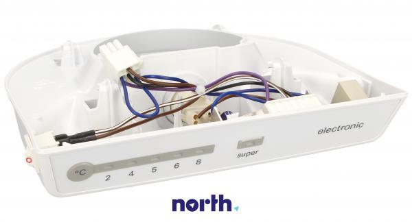 Obudowa panelu sterowania do lodówki 00499705,0