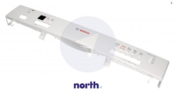 Maskownica   Panel przedni bez uchwytu do zmywarki Siemens 00662480,0
