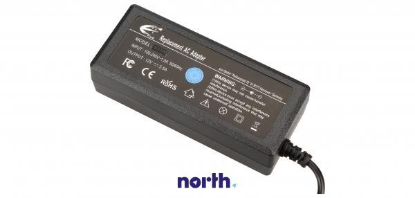Zasilacz NTLCD12V40W64N do LCD,2