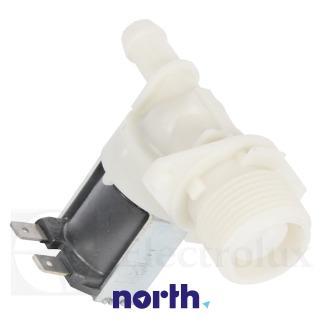 Elektrozawór wody do pralki Electrolux 1260615214,1