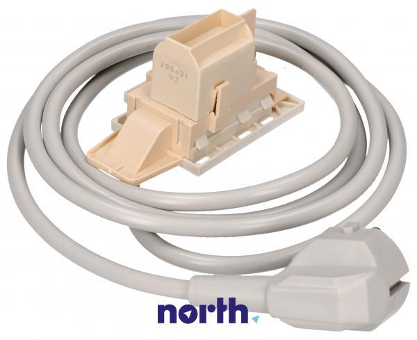 Przewód | Kabel zasilający do zmywarki Siemens 00498261,0