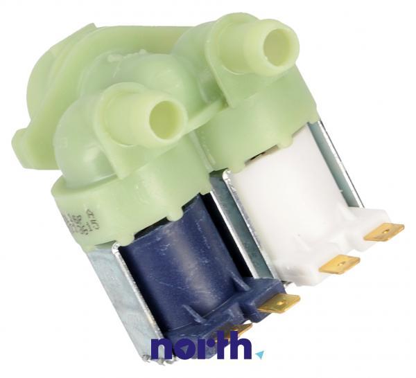 Elektrozawór podwójny do pralki Candy 41013615,0