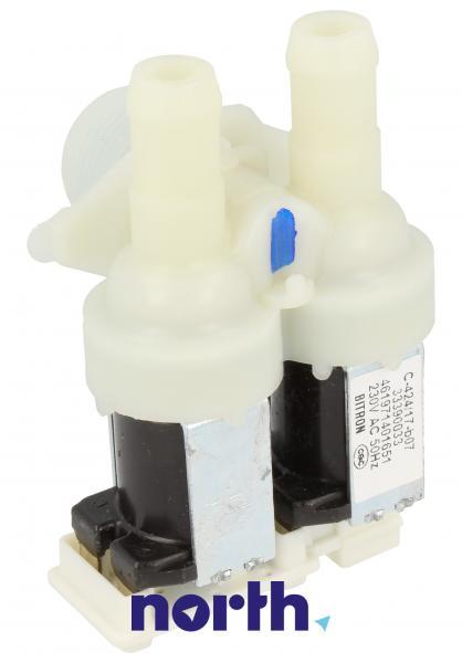 Elektrozawór podwójny do pralki Whirlpool 481227128558,1