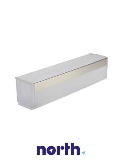 Balkonik   Półka na drzwi chłodziarki do lodówki Siemens 00446928,1